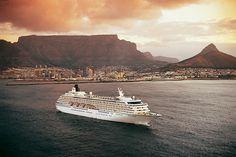 Crystal Symphony - Capetown #visioncruise #cruise #crystalcruises