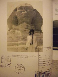 Jimmy Page's first trip to Cairo was taken May 2-11 while on a mid-tour break from Led Zeppelin's 1977 US tour.    1977 02 May Jimmy Page i...
