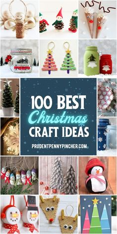 Spread holiday cheer with these DIY christmas crafts. From DIY christmas decorations to DIY Christmas ornaments, there are plenty of cute christmas craft ideas for kids and adults. These christmas crafts make great christmas gifts or christmas decorations for adults or kids alike. Christmas Tree Art, Christmas Trends, Christmas On A Budget, Cheap Christmas, Homemade Christmas Gifts, Great Christmas Gifts, Christmas Crafts For Kids, Diy Christmas Ornaments, Simple Christmas