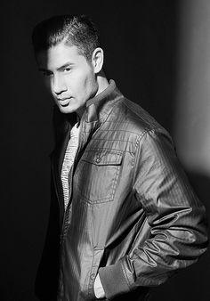 NeilJou.com #jacket #blackandwhite #men #modeling #photographer #photography