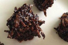 Raw Vegan Choc Coconut Snowballs   Just Me Blog