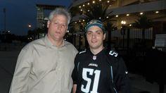 The Worst General Manager in Sports History - Former Jacksonville Jaguars GM Gene Smith (November 2012 at Everbank Field in Jacksonville, FL)