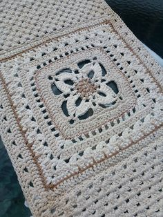 Ravelry: chitweed's Beachy Table Runner
