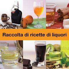 Raccolta di ricette di liquori