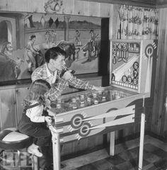 Sinatra and pinball
