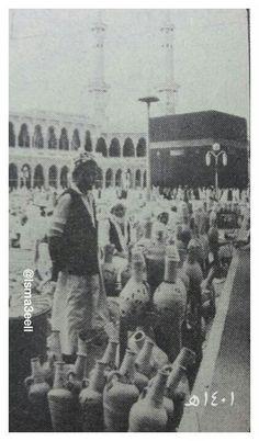 Mecca Madinah, Mecca Kaaba, Mecca Mosque, Masjid Haram, History Of Islam, Mekkah, Muslim Beauty, Love In Islam, Beautiful Mosques