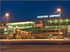 Airport Ataturk http://jamaero.com/airports/Airport-Ataturk-Istanbul-Turkey