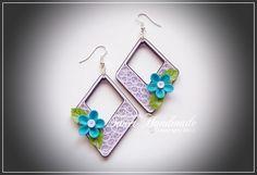 • Sweet Handmade •: Summer Earrings