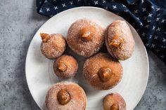 Warm Spanish doughnuts