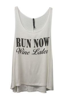 "RUN NOW WINE LATER Save 20% off everything! Use code ""Instagram20"". Ends midnight 5/4/15. SHOPSIMPLYME.com"