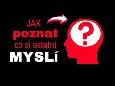 10 Psychologických triků které OPRAVDU FUNGUJÍ (Jak okamžitě poznat co si ostatní myslí?) - YouTube Medicine, Health, Youtube, Psychology Programs, Salud, Health Care, Medical, Healthy, Youtube Movies