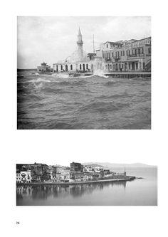 EHD Crète 1897-1904-p28 Creative Christmas Trees, Tree Identification, Crete Island, Simple Photo, Old Maps, Handmade Cards, Vintage Photos, The Past, History