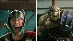 Find someone who looks at you the way Thor looks at Hulk