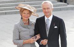 Luxembourg-All Things Grand Ducal: Princess Marie-Astrid of Luxembourg (sister of Grand Duke Henri) and husband Archduke Carl-Christian of Austria