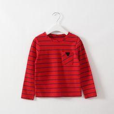 Boys Striped Tshirt Multi Colors