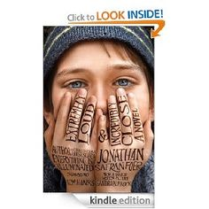 Extremely Loud and Incredibly Close.  The movie was mediocre (as movies made from books often are...) but this book was fantastic -- it was rich with characters, detailed and interesting.