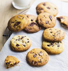 Poulain propose: Cookies Chocolat Carambar