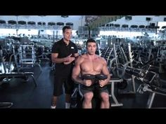 Desenvolvimento com Halteres - YouTube Bodybuilding Workouts, Upper Body, Youtube, Motivation, Concert, Fitness, Fictional Characters, Overhead Press, Shoulder Workout