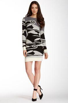 Berlin Wool Sweater Dress by Diane von Furstenberg on @HauteLook