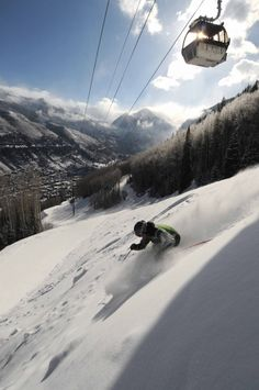 Colorado's ski area overview 2012-2013 | Boulder Weekly
