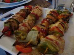What's Cookin, Chicago?: Ginger & Mango Kabobs