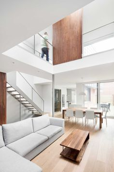 Saint-André Residence by Naturehumaine