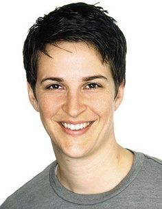 A Lesbian Christian: My Life of Contradictions: Soft butch.    The quite wonderful Rachel Maddow