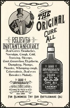 The Original Cure-All