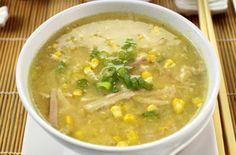 Pennsylvania Dutch Chicken Corn Soup
