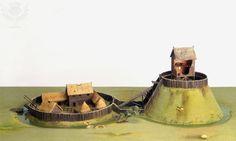 A aula de hoje é sobre castelos. Ao contrário que muitos pensam, os castelos não tinham como função primordial servir de moradia...