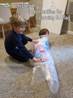 Evidence OT Based Play Ideas & Parenting Resources that will Help you Feel Confident in your Parenting & Boost your Child's Development Bubble Wrap Popping, Tactile Activities, Amazon Delivery, Indoor Play, Parent Resources, Play To Learn, Occupational Therapy, Pretend Play, Child Development
