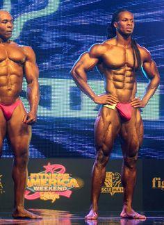 Ulisses Wlliams Jr. wins biggest bulge contest!