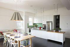 Edwardian Queen Anne Villa | Blue Fruit Design