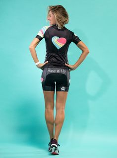 4f9f44276 Tone It Up Cycle Short Women s Cycling Jersey