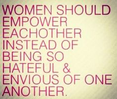 Let's start empowering each-other!