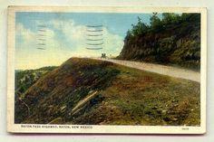 Raton, New Mexico | Raton Pass Highway Raton NEW MEXICO *1935*