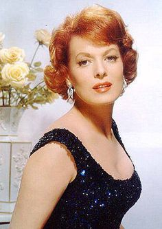 Maureen O'Hara (R.I.P. 1920-2015)  A sad farewell goes out for Maureen O'Hara today, 10/24/2015), she was a great actress and will be missed.  She has gone to join her best buddy John Wayne.