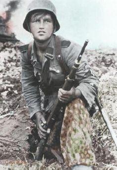 footos colr segunda guerra