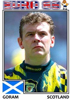 Euro 1996, Football Team, Fifa, World Cup, Persona, Scotland, Competition, Classic, Sports