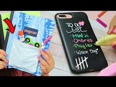 DIY Videos : DIY Weird Back To School Supplies HACKS YOU NEED TO TRY! 2017  https://diypick.com/videos-diy/diy-videos-diy-weird-back-to-school-supplies-hacks-you-need-to-try-2017/