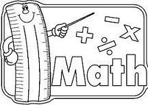 Image Result For Math Clipart Free Math Clipart Clip Art Clipart Black And White