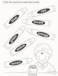 Resultado de imagen para dibujos de presentacion en ingles para niños para colorear