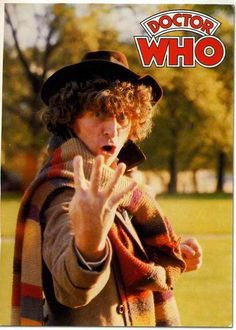 The Fourth Doctor!
