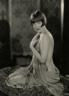 Mack Sennet  'Jean Keller' 1920s