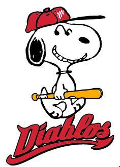 Snoopy diablo 1