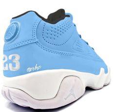 best service 6d1a3 c2ff3 Young Air Jordan 9 Big Boys Shoe IX Low 2016 Blue Lagoon White Air Jordan 3