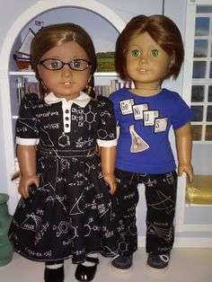 Jinjia Mixed Goods: American Girl Dolls with an Asian Flair: For Science!