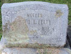 Edith L Felty
