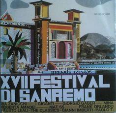 Various - XVII Festival Di Sanremo (Vinyl, LP) at Discogs