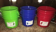 PJ Masks Party Favors